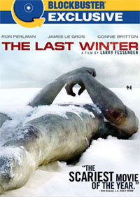 tlwbbdvd The Last Winter DVD Art Options Revealed