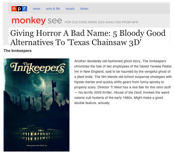 NPR-Innkeepers